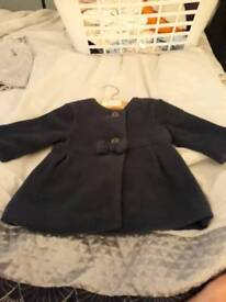 Girls Next 3-6 month coat
