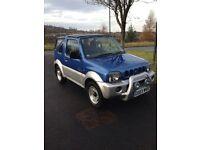 2003 Suzuki Jimny 4x4 1.3 78K