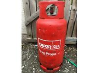 Calor Propane Gas Bottle