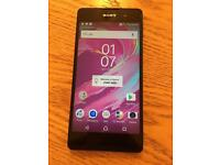 Excellent condition Sony Xperia X o2