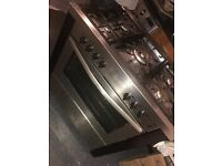 New world range cooker 90cm dual fual