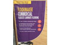 Laminate Flooring, Maple (3 packs)