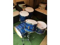 Olympic premier vintage Be-Bop drum kit