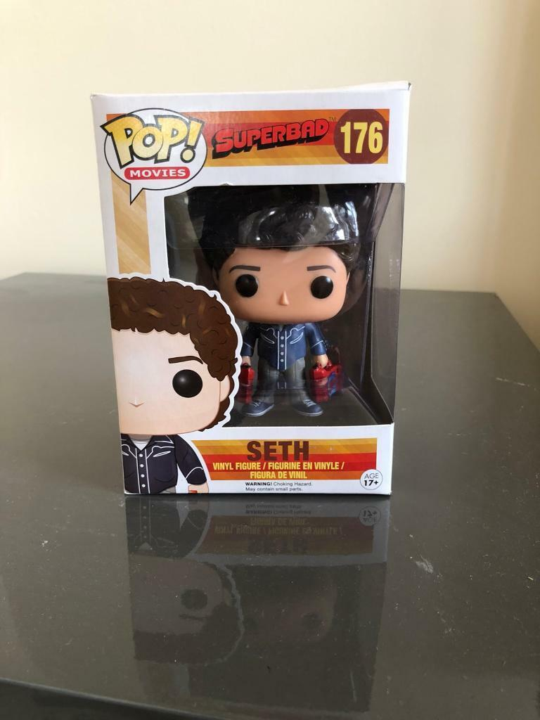 Seth from Superbad Pop Figure