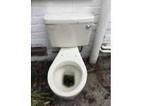 Ideal standard complete large toilet in excellent condition