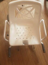 Myco swivel bath chair