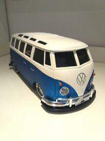 VW Remote Control bus