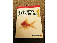 'Frank Wood's Business Accounting 1' (Frank Wood, Alan Sangster)