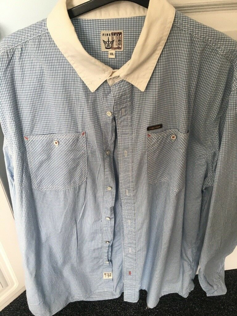 Men's Firetrap shirt - XL