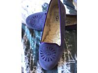 Genuine uggs slippers