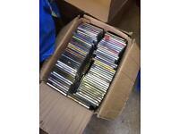Job lot of CD's