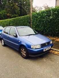 VW POLO 1.6 ~ MOT UNTIL APRIL ~2018~ £200~ GREAT CAR INSIDE AND OUT ~ MUST SEE ~