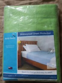 Brolly Sheet - King single (green)