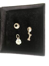 Pandora charms £10 each