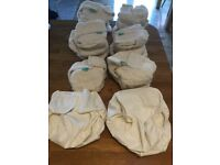 New Reusable Totsbots Nappies, Wraps & Liners