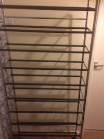 10 tier Shoe rack for Sale