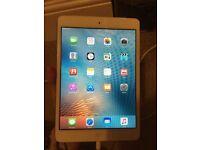 Apple mini 16gb with receipt of shop warranty