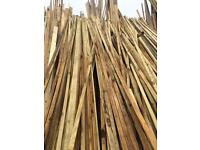 2x1 roofing batons treated 16fts £1.50 each