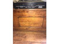 PYLE PQA 3100 Amplifier