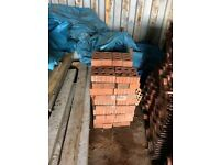 Brick. Small quantity of brick £10