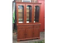 Sideboard with Display cabinet - *matching furniture available*