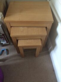 3 piece table