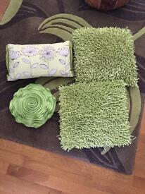 Four Next Cushions