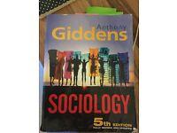 Sociology textbook by Giddens (2006)