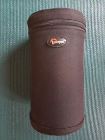 LowePro Lens Case 3 - For up to 70-200mm F2.8 lens or similar, excellent condition & protection