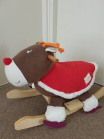 Seasaw Reindeer