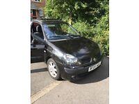 2005 Black Renault Clio dynamique 1.2 16v