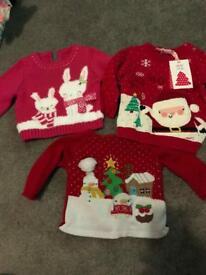Baby Christmas items