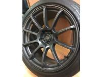 "Rota Force Alloys / Wheels 18"" Jap fitment Mitsubishi Evo, Toyota, Nissan etc"