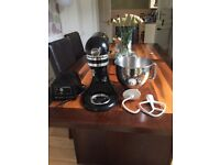 Kitchen Aid and accessories