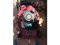 Lawn mower Honda engine ( parts)