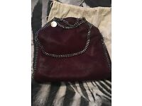 Genuine Stella McCartney bag and purse