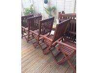 Winchest garden furniture