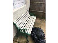 Quality Garden Bench for Sale!