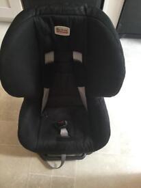 Britax Prince car seat black excellent condition