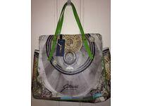 Gattinoni Purse, Italian Designer Handbag, NEW with Tags and Dust Bag