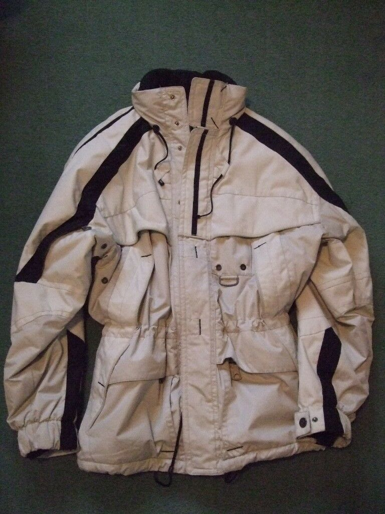 Men s Killy Ski Snowboarding Jacket Size 38-40 quot  Very good condition  RECCO Rescue System aa39c322e