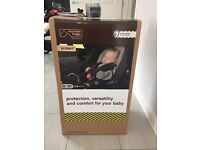 Brand new mountain buggy isofix car seat