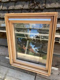 2no Velux windows