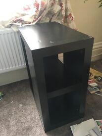 Two small side cupboards/desk legs