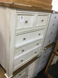 New!! shabby Chic 2 + 3 Chest
