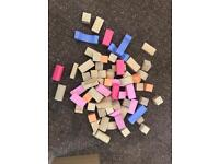 ELC wooden building blocks