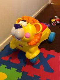 Fisher Price Ride-on/ Walker