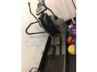 Life Fitness 9500hr Cross X Trainer Elliptical Commercial Gym Equipment Cardio