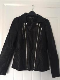 Warehouse biker jacket - size 10