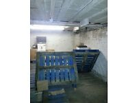 **Storage Space Warehouse to rent in Woodford Green, opposite Tube Station - call us 020 3355 0908**